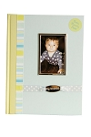 "Baby Essentials ""My Memories"" Photo Album, Blue"