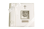 "Baby Essentials ""Bless This Child"" Photo Album"
