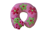Baby Essentials Head Rest - Pink Ladybug