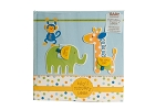 Baby Essentials Jungle Cutout Memory Book