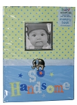 "Baby Essentials® Memory Book ""So Handsome"""