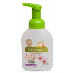 Babyganics Fine and Handy Foaming Hand Soap - Lavender Vanilla