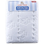 Luvable Friends 2 Multi-use Pads Waterproof