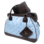 Baby Essentials Diaper Bag Blue