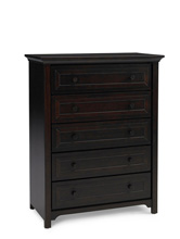 Ti Amo 4000 Series 5 Drawer Dresser