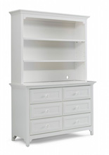 Ti Amo 4000 Series Hutch, Snow White