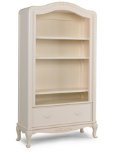 Dolce Babi Angelina Bookcase, French Vanilla