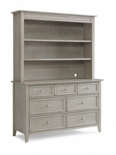 Dolce Babi Primo Hutch, Grey Satin