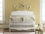 Graco Victoria Crib in White