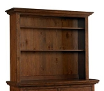 Bonavita Sheffield Hutch in Dark Walnut