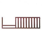 Bonavita Hudson II Guard Rail in Classic Cherry