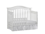 Bonavita Hudson II Guard Rails in Classic White