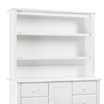Bonavita Hudson Hutch in Classic White