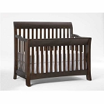 Bonavita Metro Lifestyle Crib in Chocolate