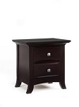Bonavita Metro Nightstand in Classic Cherry