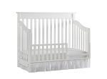 Bonavita Peyton Lifestyle Guard Rails in Classic White