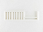 Bonavita Metro Lifestyle Guard Rail in Classic White
