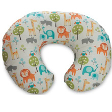 Boppy® Slipcovered Pillow Peaceful Jungle