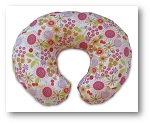 Boppy® Pillow with Cottony Cute Slipcover- Sunny Day