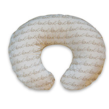 Boppy Love Letters Slipcovered Pillow