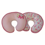 Boppy® Luxe Pillow, Elephant Garden