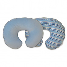 Boppy Signature Slipcover Blue Star Stripe