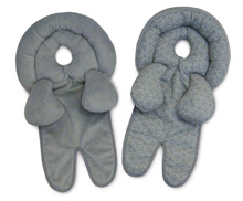 Boppy Infant & Toddler Head & Neck Support Grey
