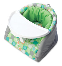 Boppy Baby Chair, Marbles