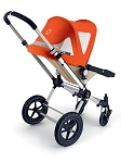 bugaboo Cameleon Canvas Breezy Sun Canopy in Orange