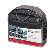 Britax Affinity Color Pak Black