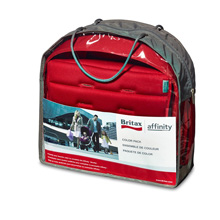 Britax Affinity Color Pak Red Pepper