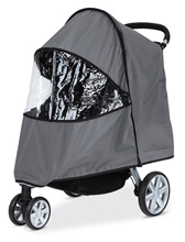 Britax Rain Cover Kit For B-Agile 3