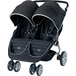 Britax B-Agile Duo Stroller in Black