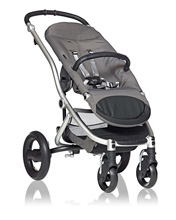 Britax Affinity Base Stroller US/CAN Silver