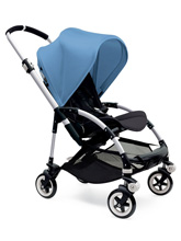 Bugaboo Bee3 Sun Canopy Ice Blue