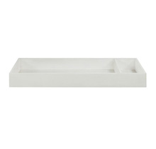 Child Craft Legacy Lincoln Park Dressing Kit in Matte White