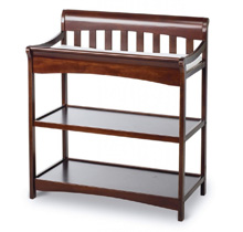 Child Craft Coventry Dressing Table in Cherry