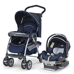 Chicco Cortina Key Fit 30 Travel System in Pegaso