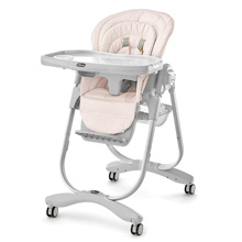 Chicco Polly Magic Highchair - Lilla