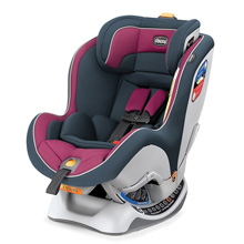Chicco Nextfit Convertible Car Seat, Amethyst