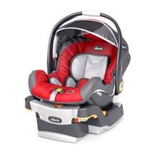 Chicco Keyfit 30 Infant Car Seat & Base, Snapdragon
