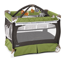 Chicco Lullaby LX Playard Elm USA