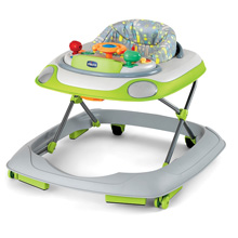 Chicco Little Driver Walker Silver