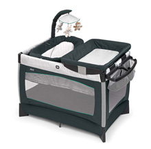 Chicco Lullaby Baby Playard Empire USA