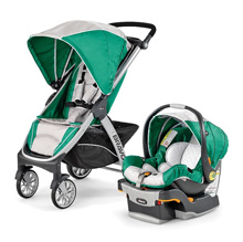 Chicco Bravo Trio System, Empire