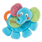 Chicco Happy Elephant Teething Blanket