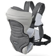 Chicco Coda Baby Carrier, Graphite