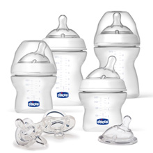 Chicco NaturalFit® Baby's First Gift Set