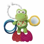 Chicco Froggie Rattle Teether
