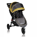 Baby Jogger City Mini GT 2012 Single Stroller In Shadow/Banboo